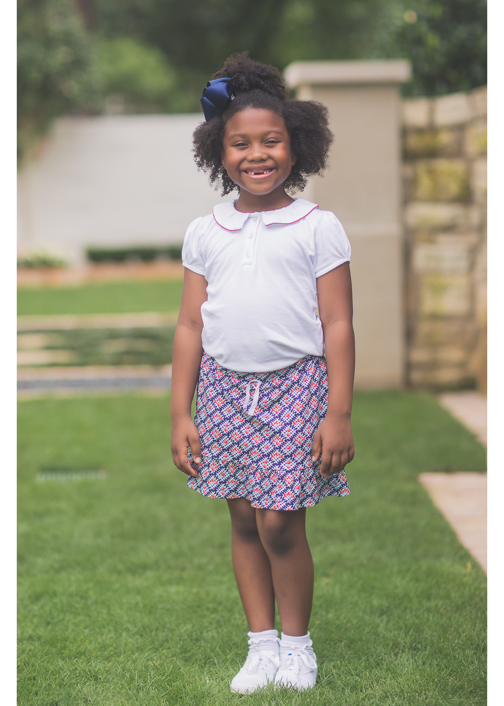 Proper Peony Apple Skirt