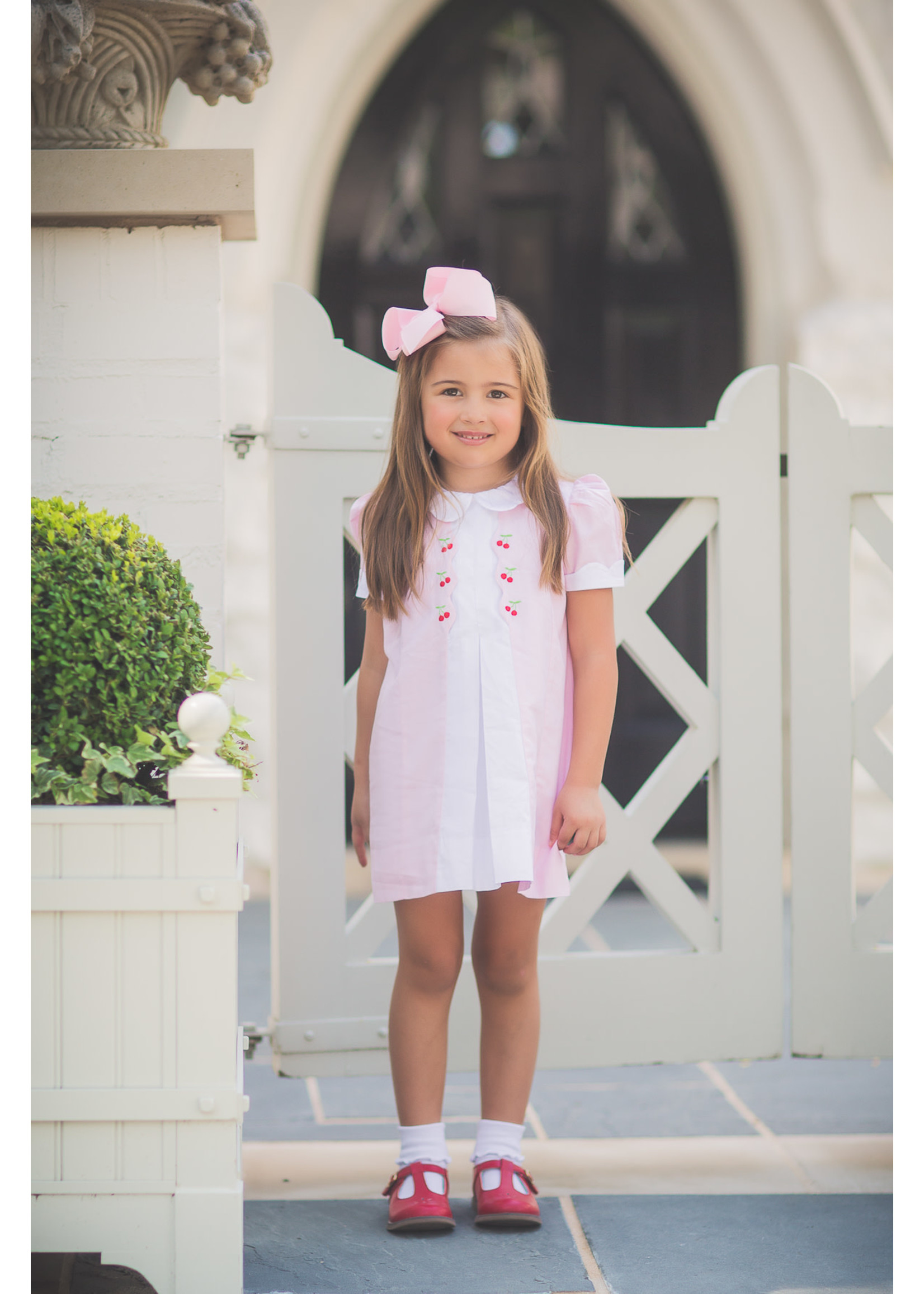 Proper Peony Clara Cherry Dress