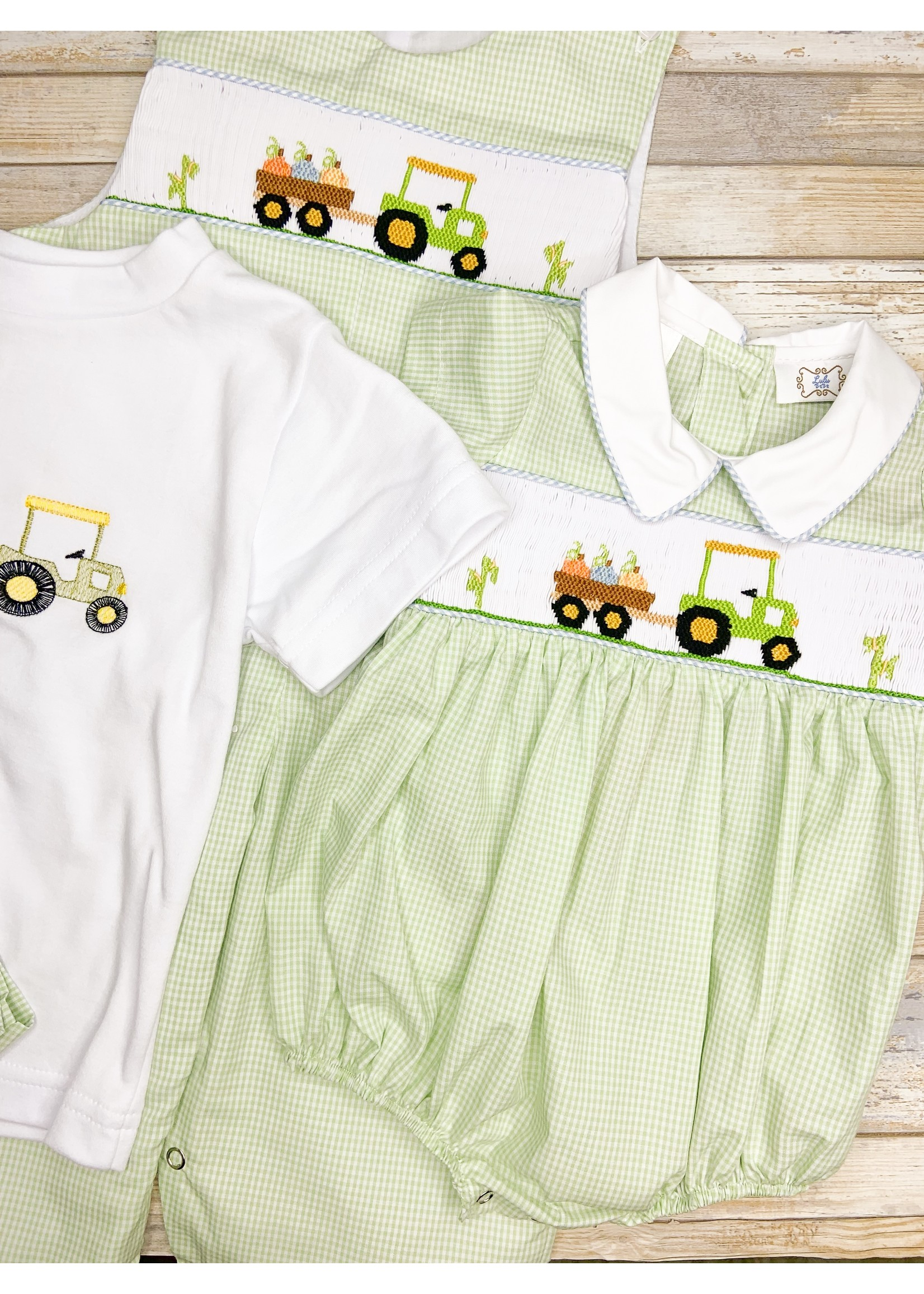 Lulu Bebe Pumpkin Pant Set