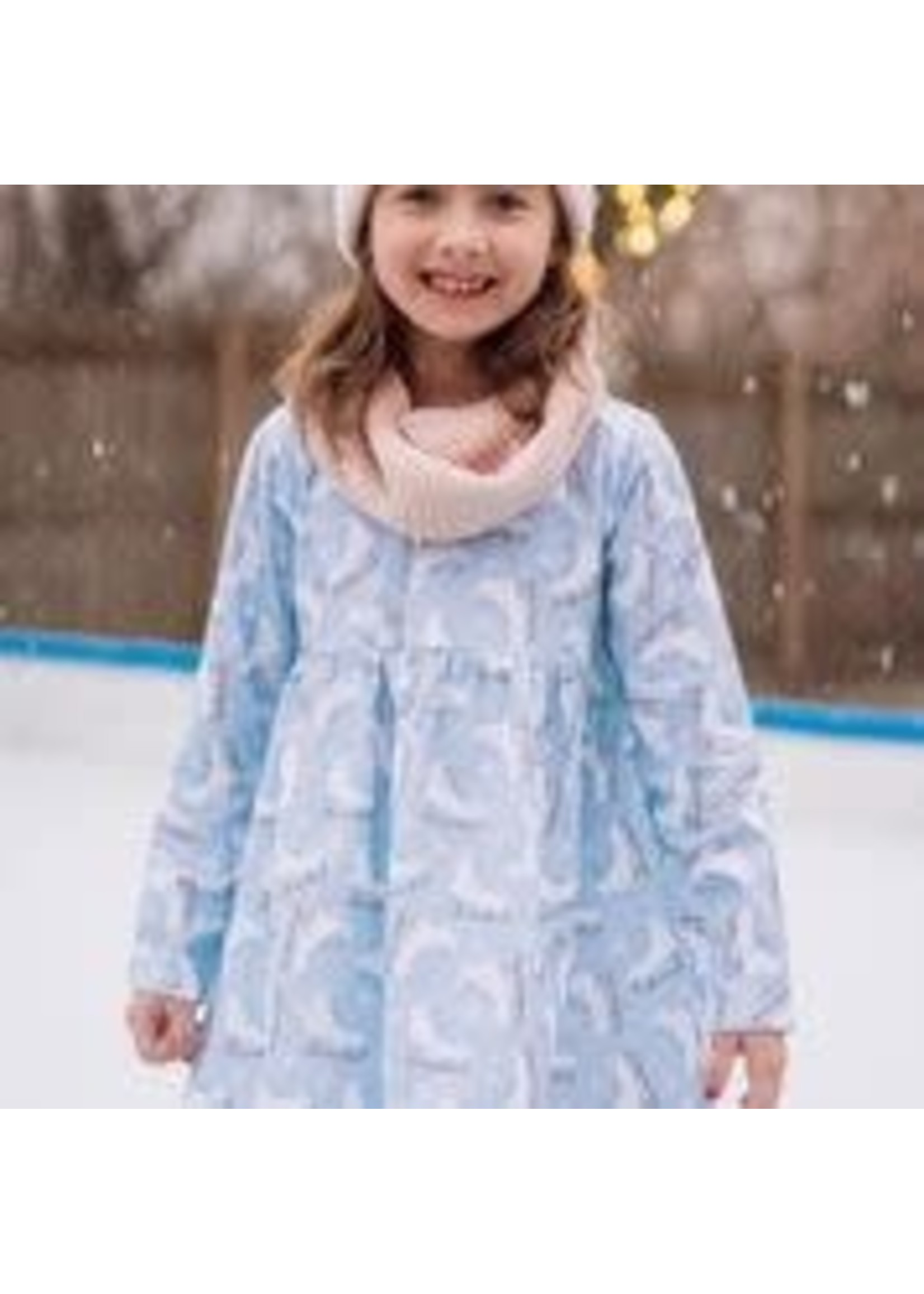 james and lottie Isla Ice Skate Dress