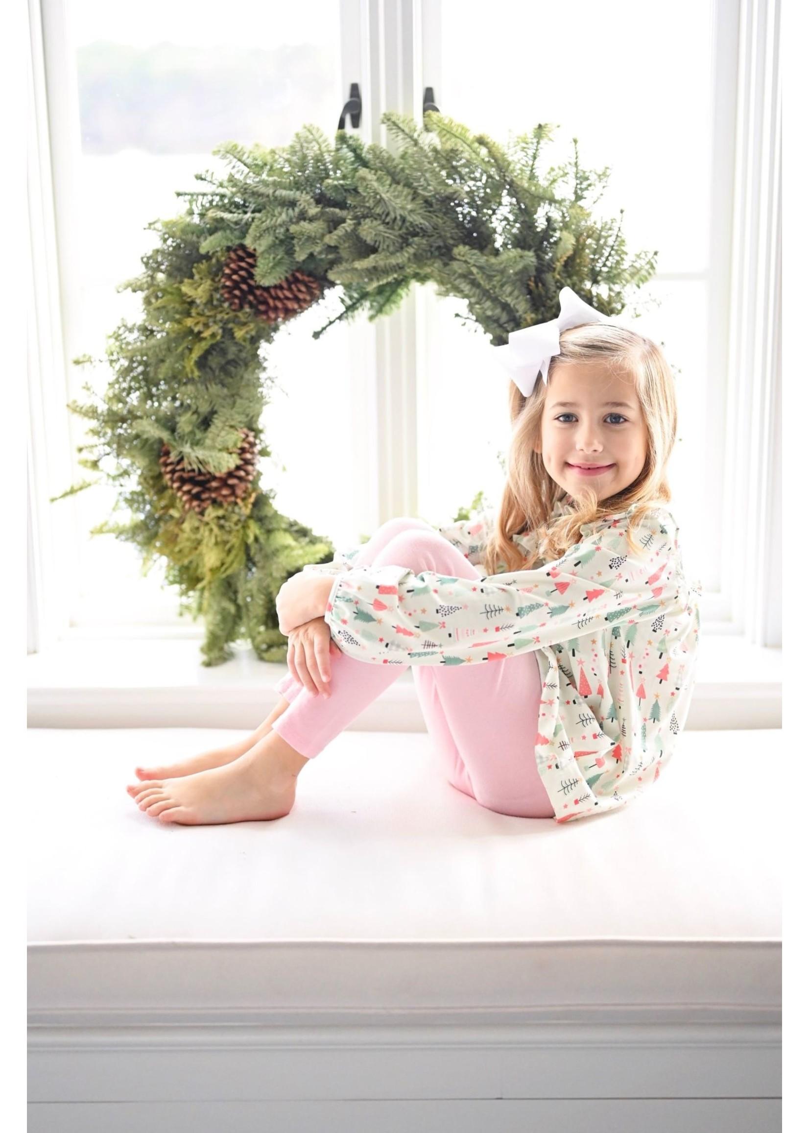 james and lottie Christmas Janey Legging Set