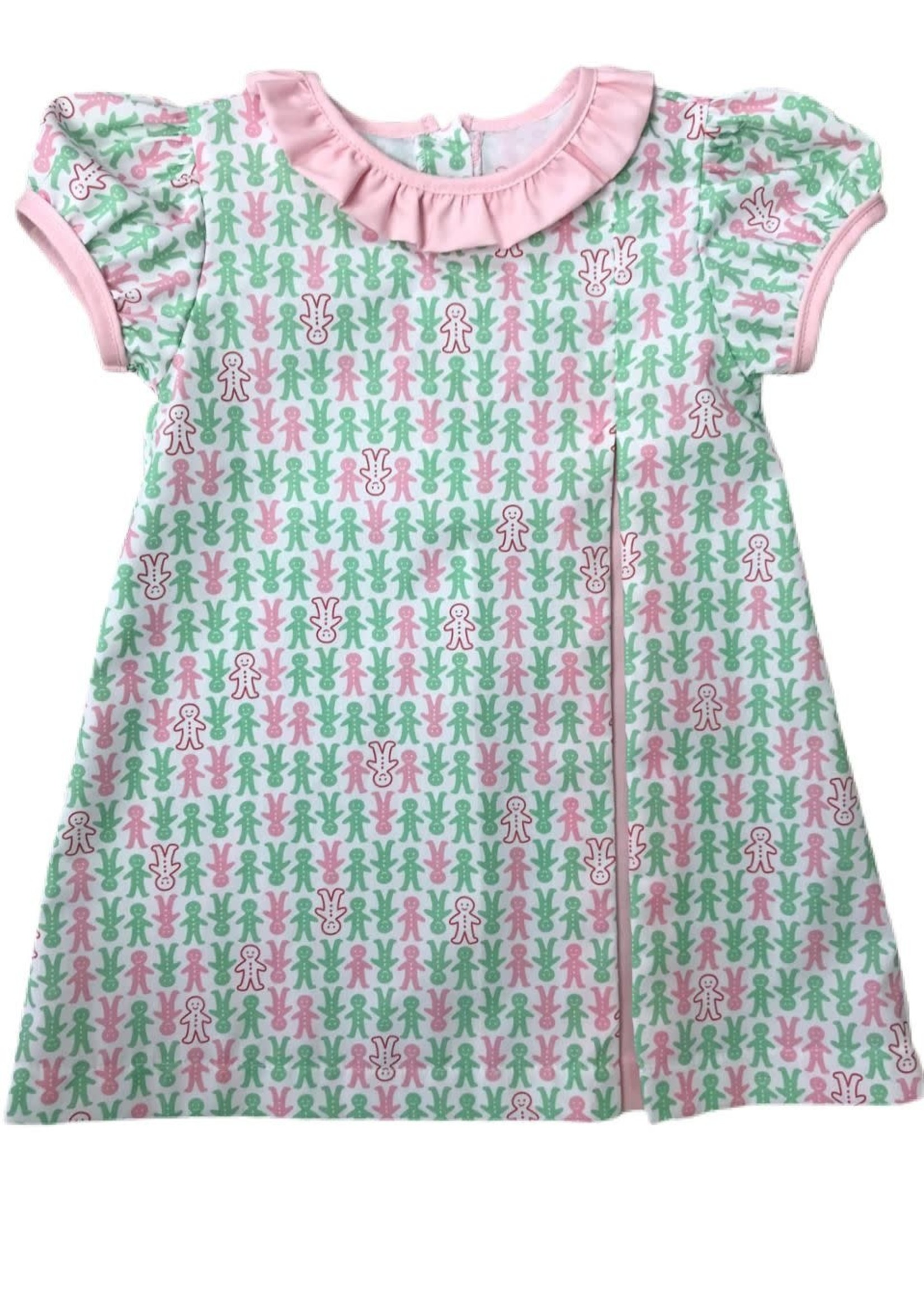 james and lottie Gingerbread Payton Dress