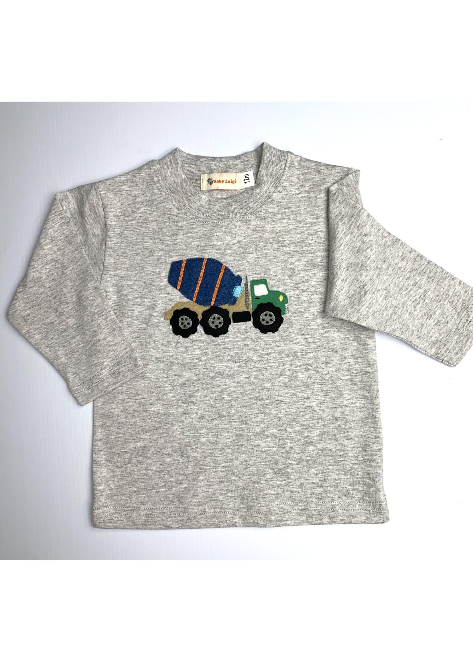 Luigi Luigi L/S Tshirt