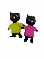 JellyCat Knitten Kitten