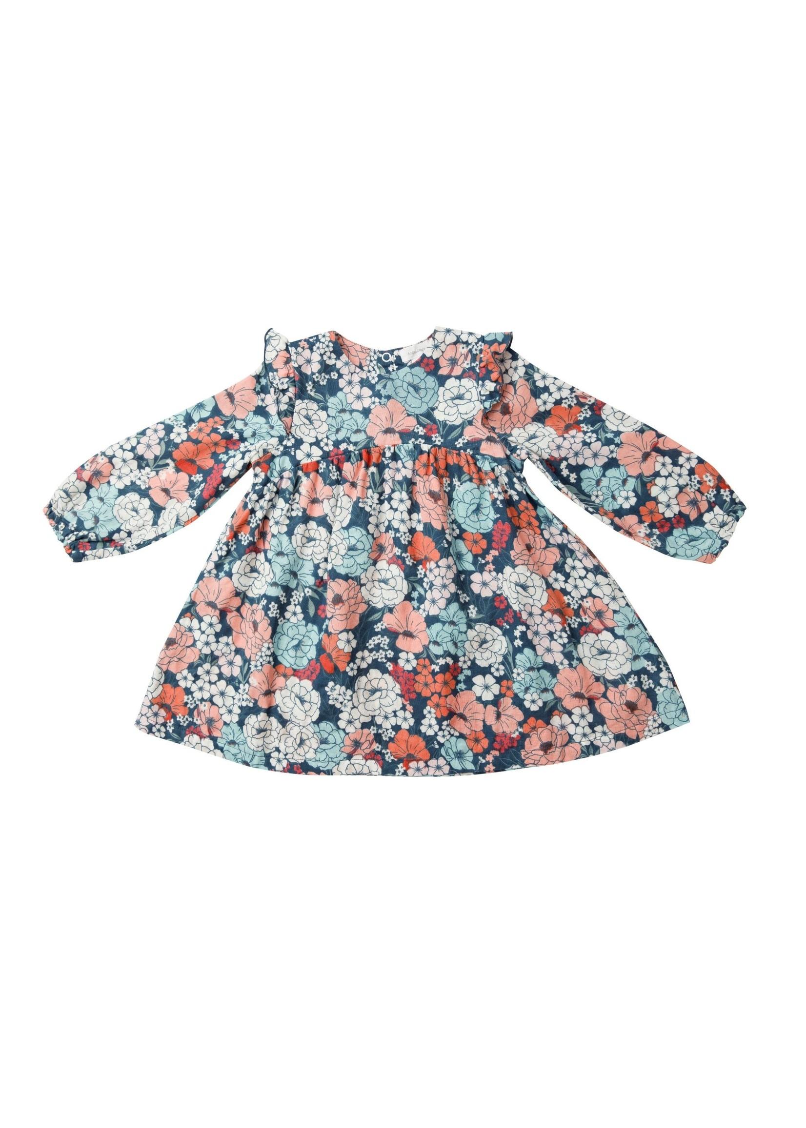 Angel Dear Garden Club Ruffle Dress & Legging