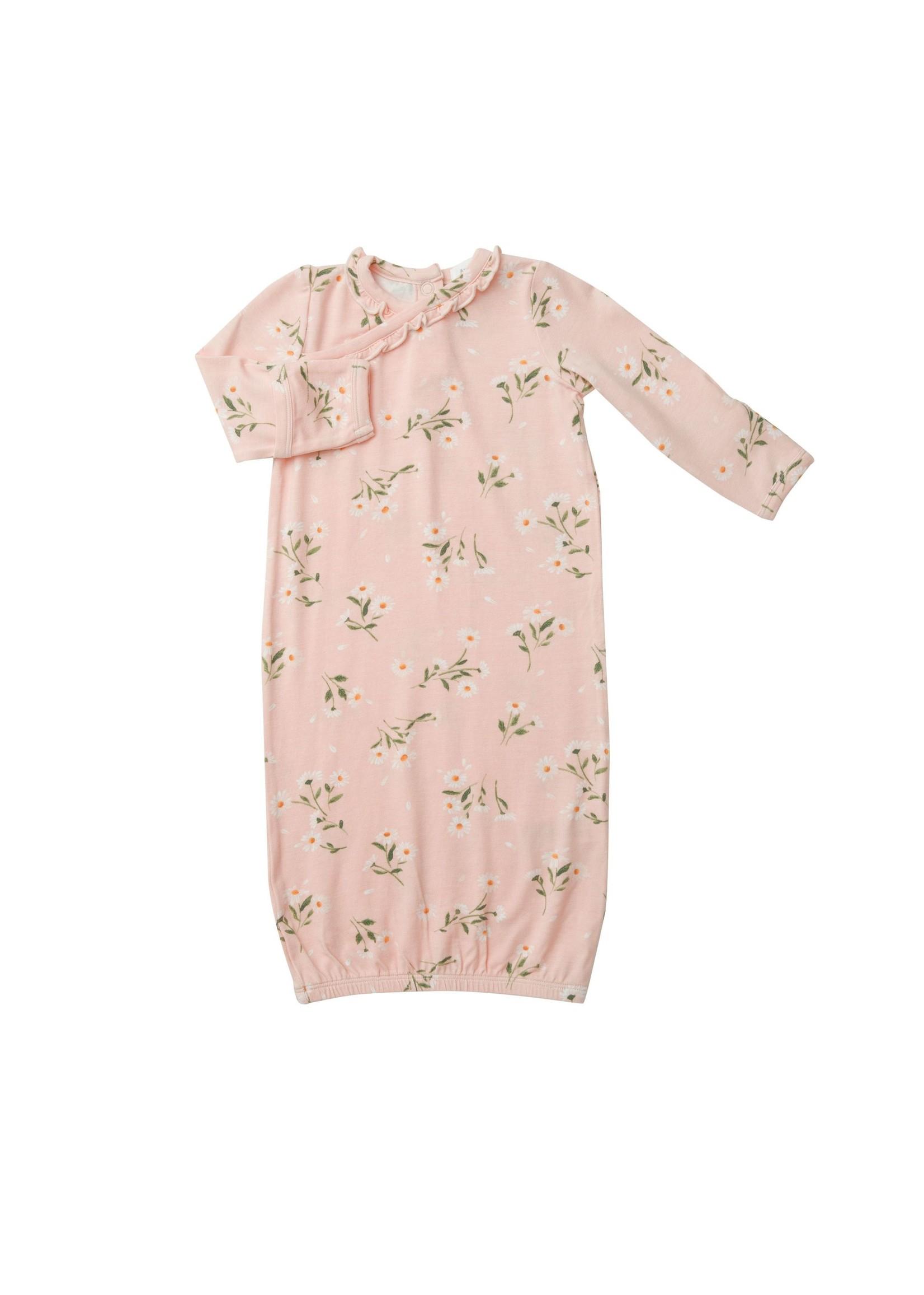 Angel Dear Pretty Dasies  Kimono Gown Pink
