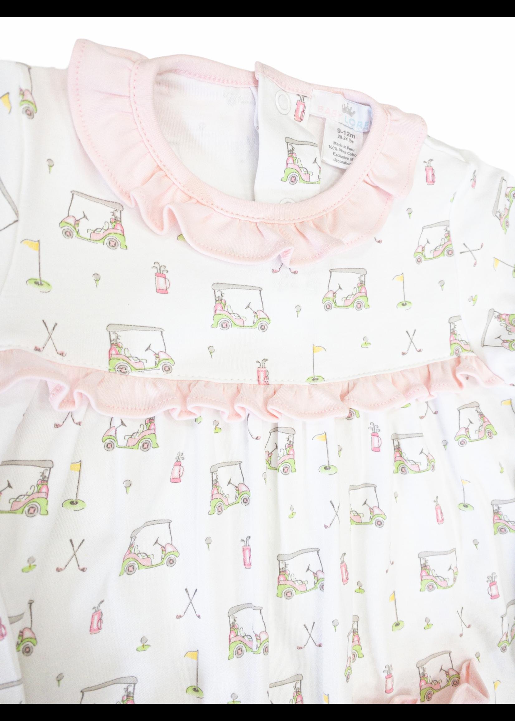 Baby Loren Golf Pima Dress