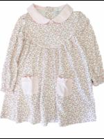 Baby Loren Cheetah Print pima Dress