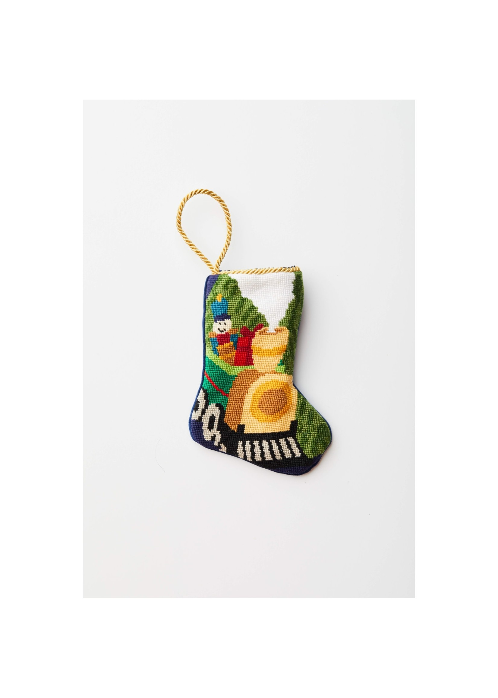 Bauble Stockings Bauble Stocking - All Aboard