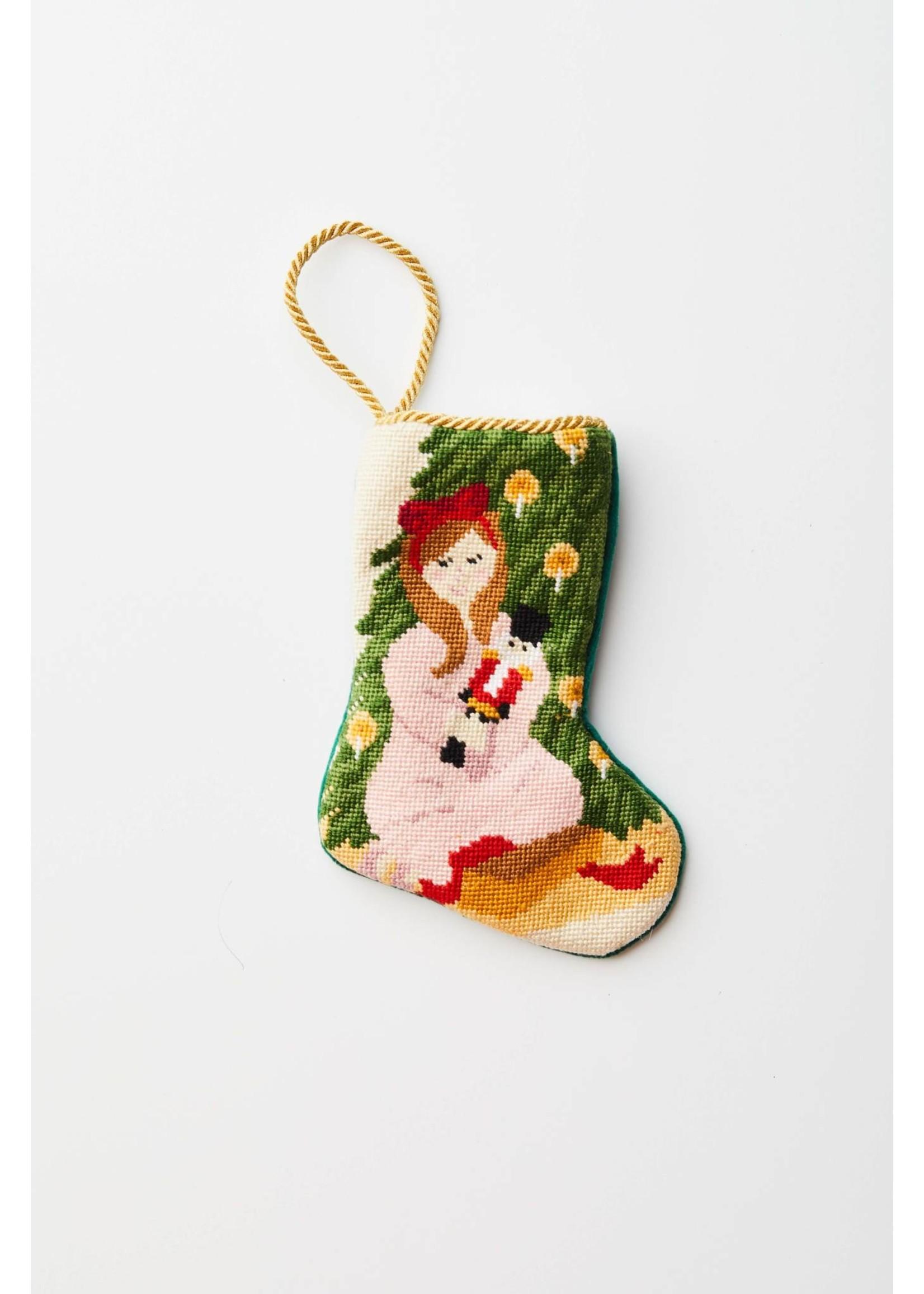Bauble Stockings Bauble Stocking - Clara