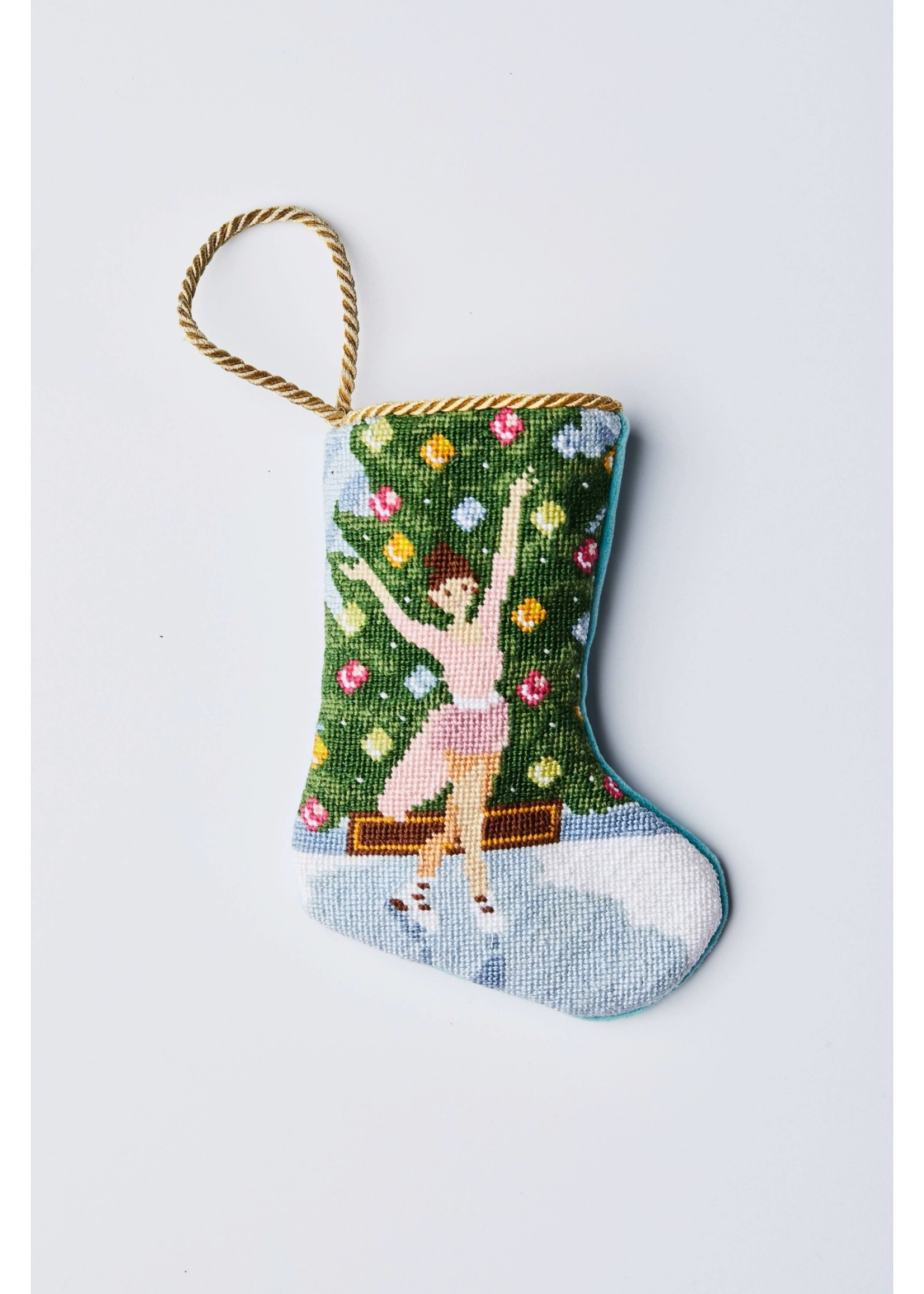Bauble Stockings Bauble Stocking - Grace Ice Skater
