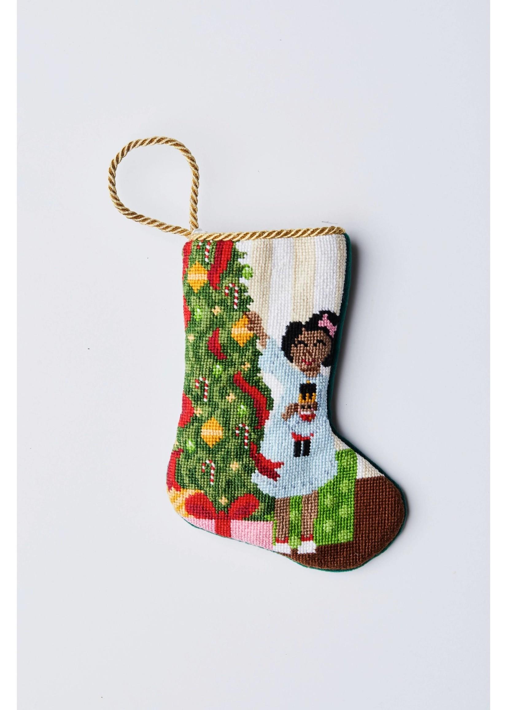 Bauble Stockings Bauble Stocking - Sugar Plum Dreaming