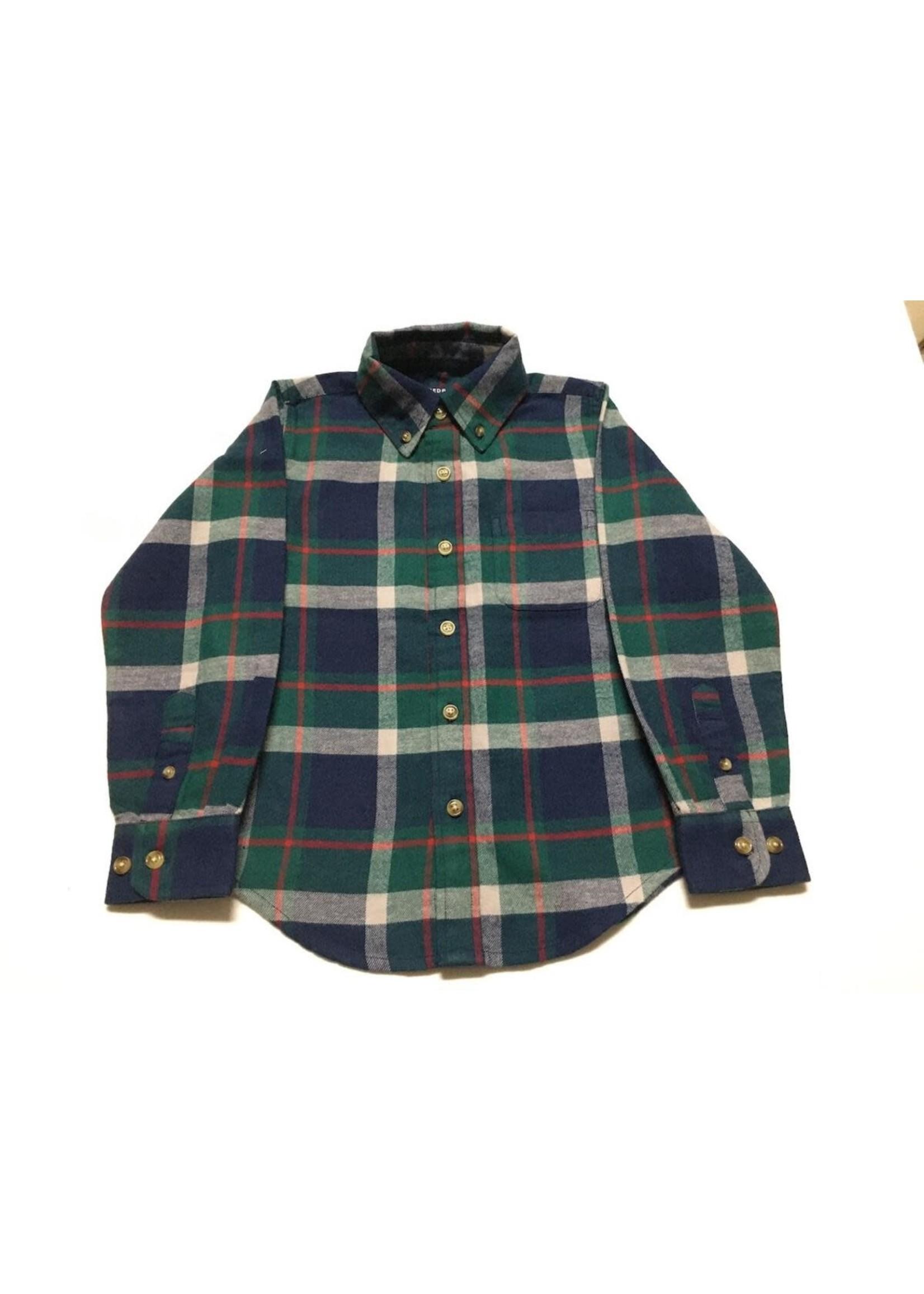Pedal Pedal plaid shirt
