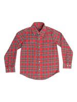 Pedal Pedal tartan plaid shirt