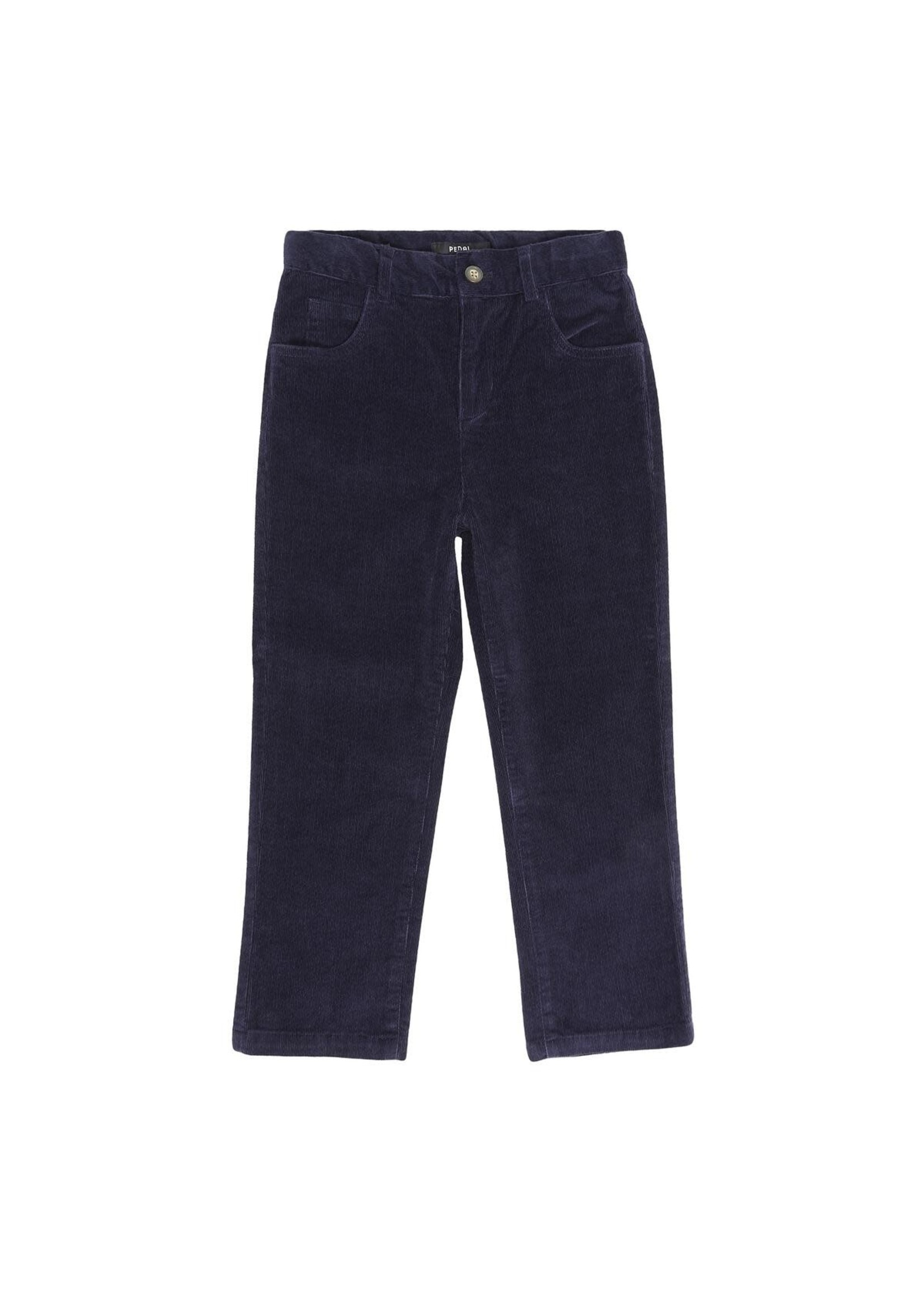 Pedal Pedal stretch navy cord