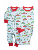 Magnolia Baby Best Time of the Year Long PJ's