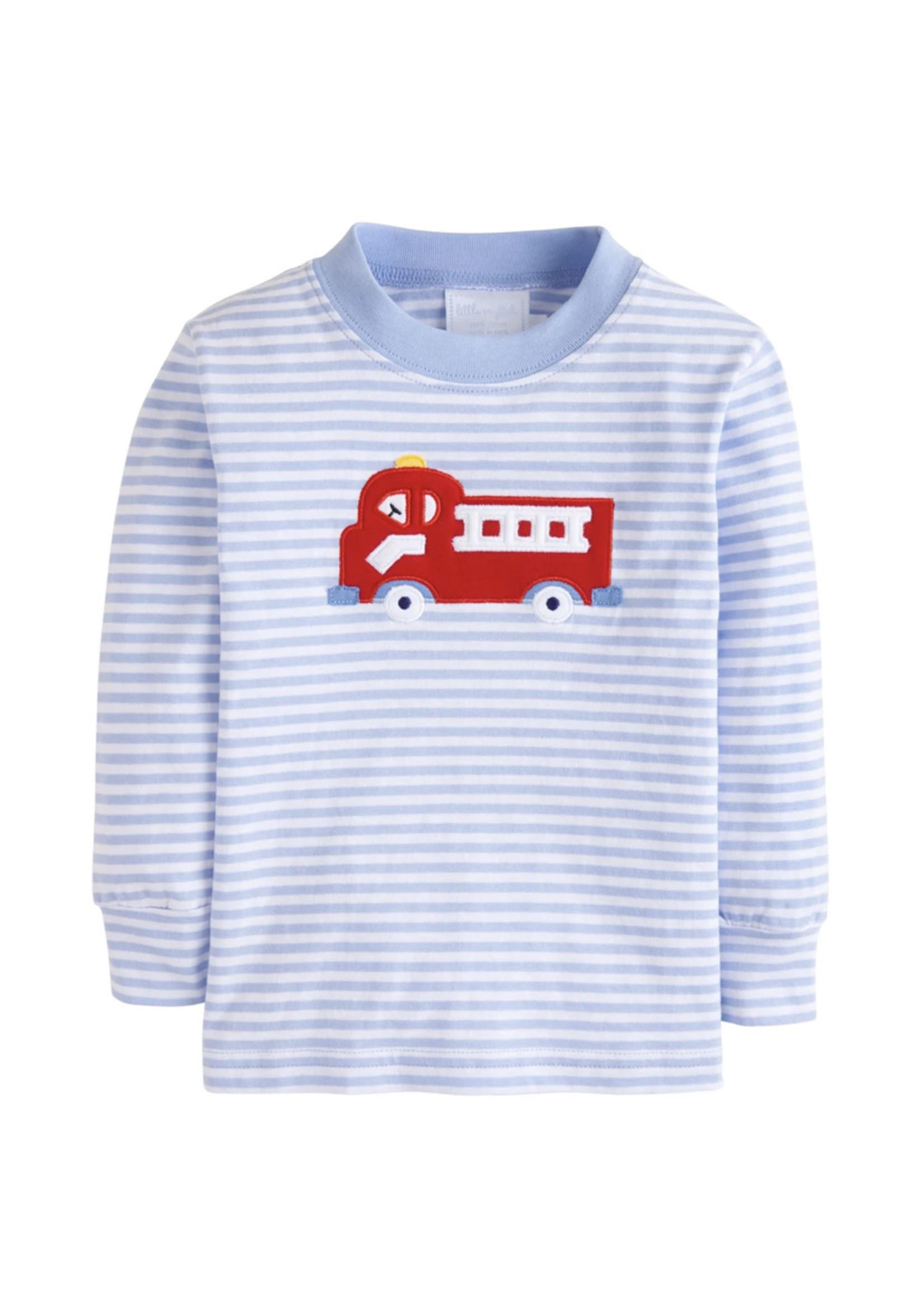 Little English Applique T-shirt