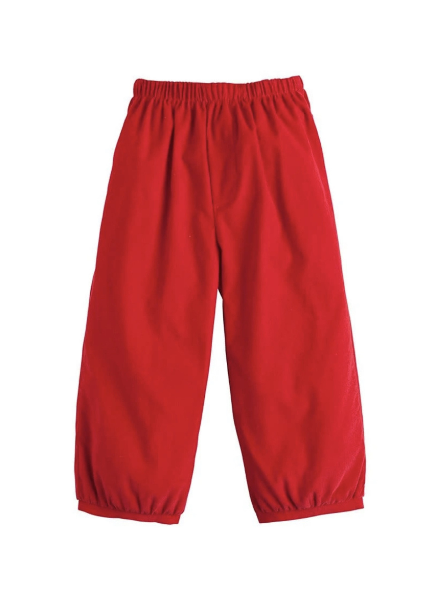 Little English Banded Pull on Pant