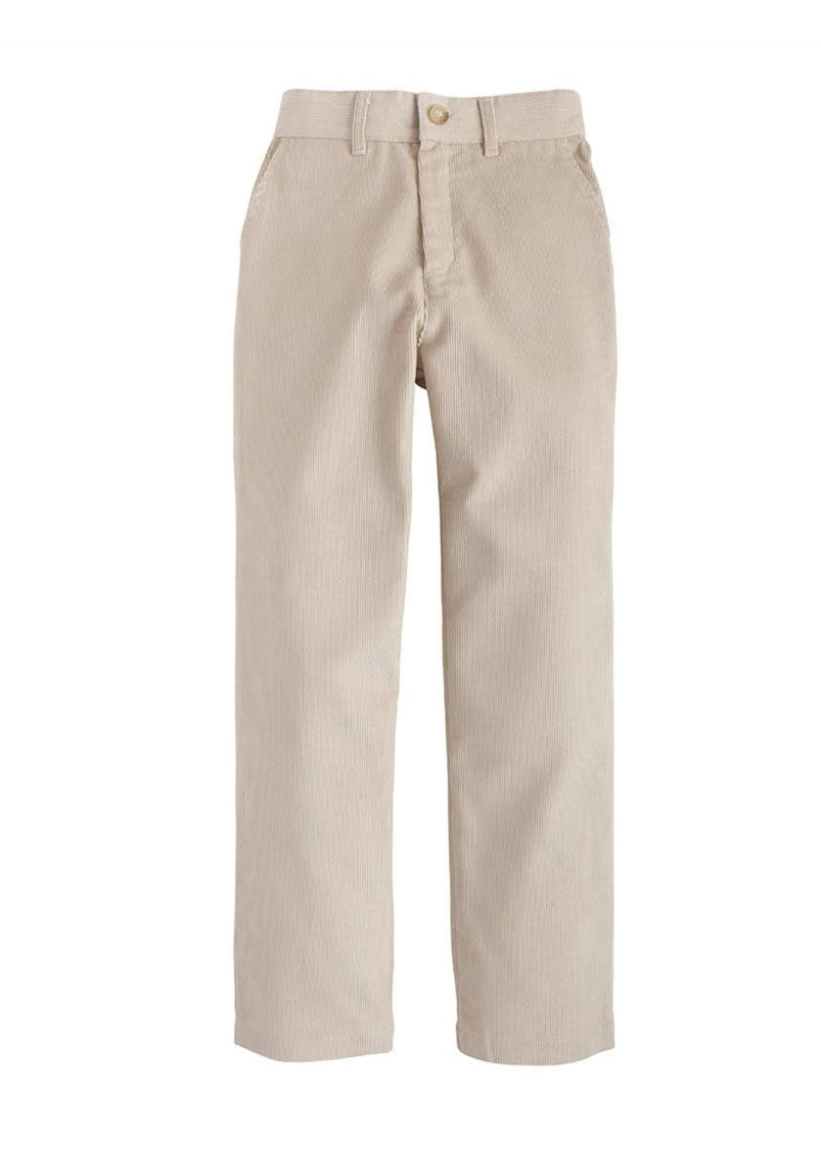Little English Classic Pant Khaki Cord