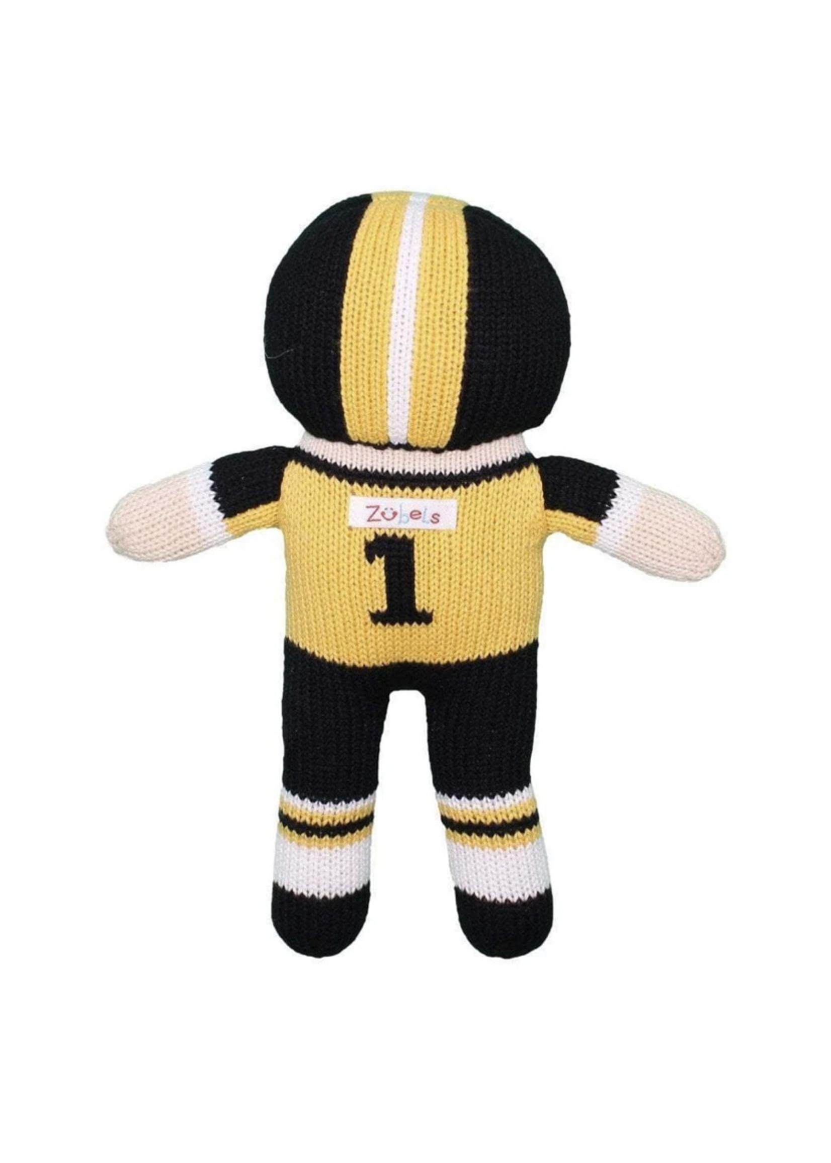 Zubels 12 inch Football Player