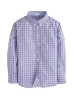 Little English Hawthorne Plaid Buttondown Shirt