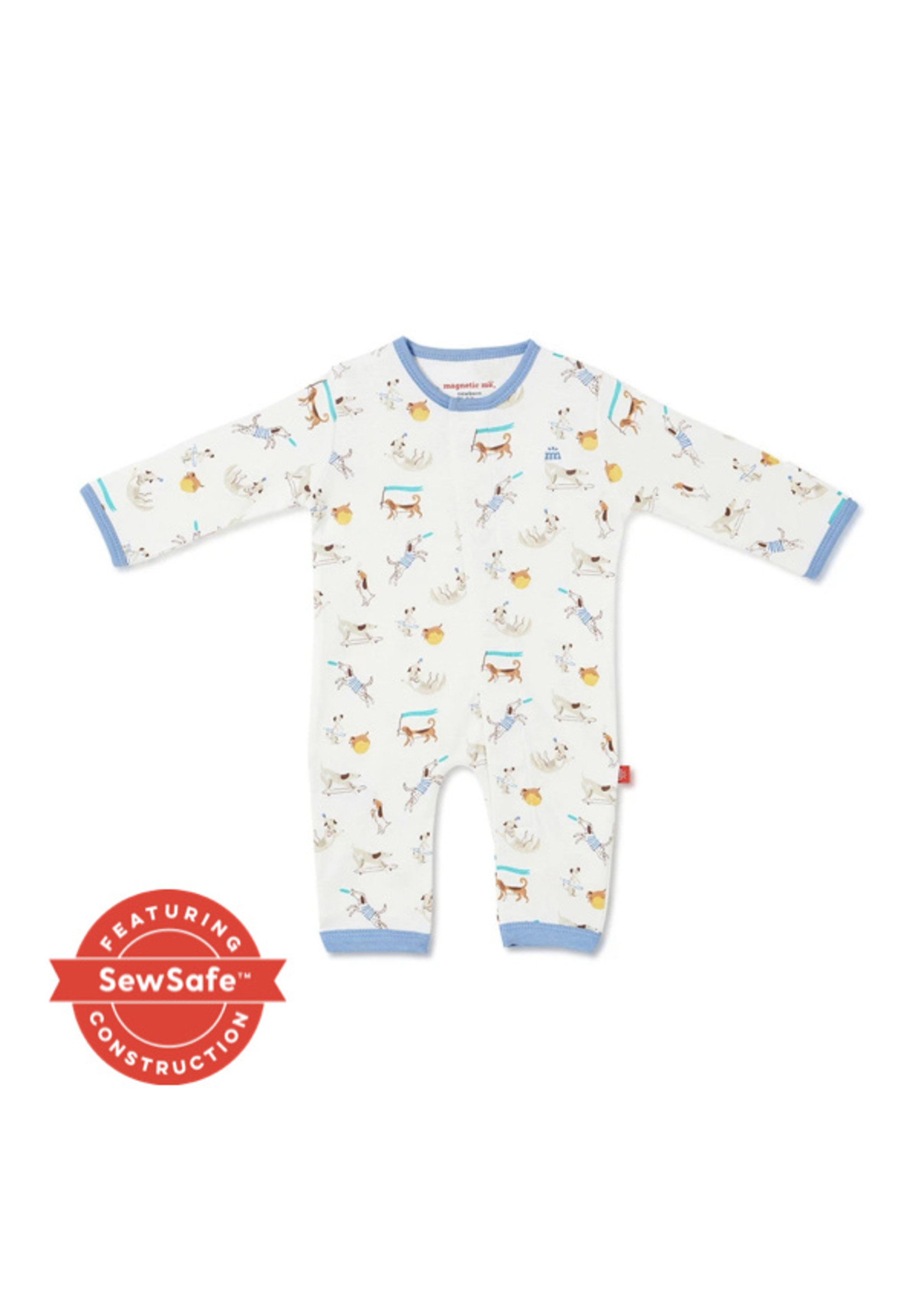 magnetic me Howlarious  Coverall