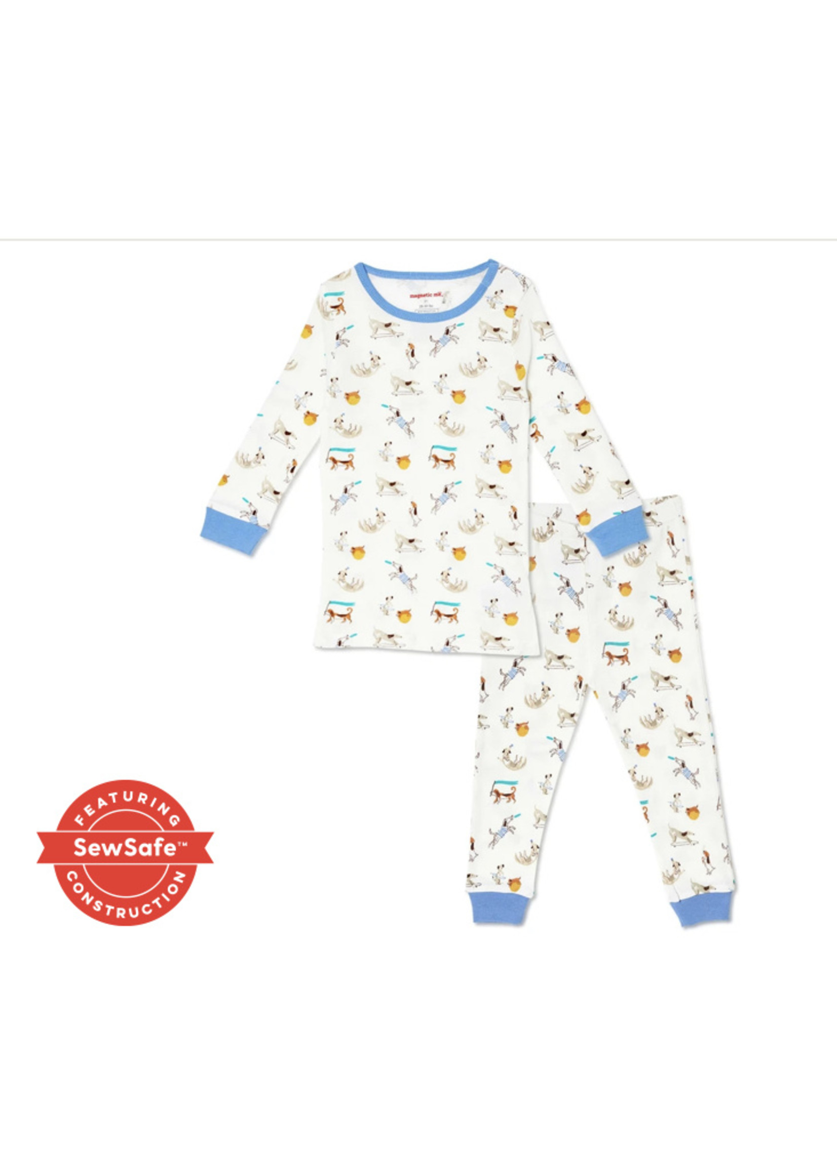 magnetic me Howlarious Toddler PJ's