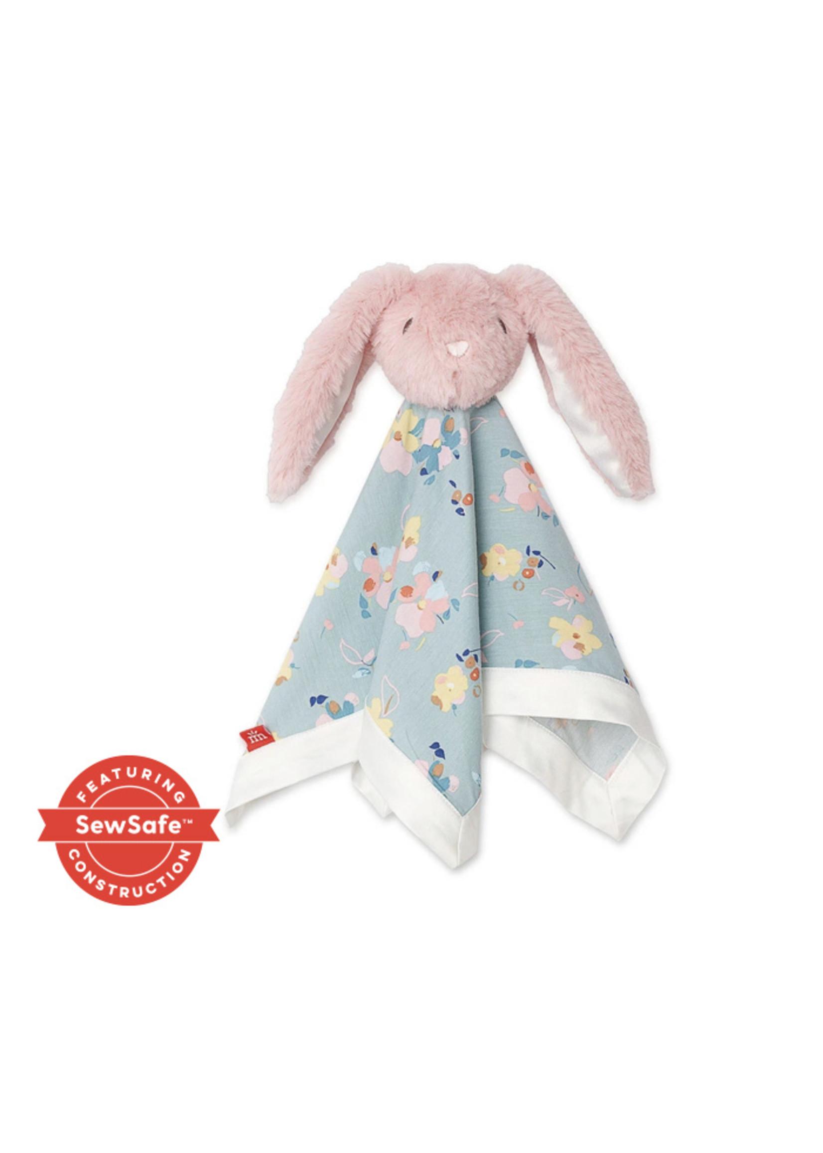 magnetic me Notting Hill Bunny Lovey Blanket