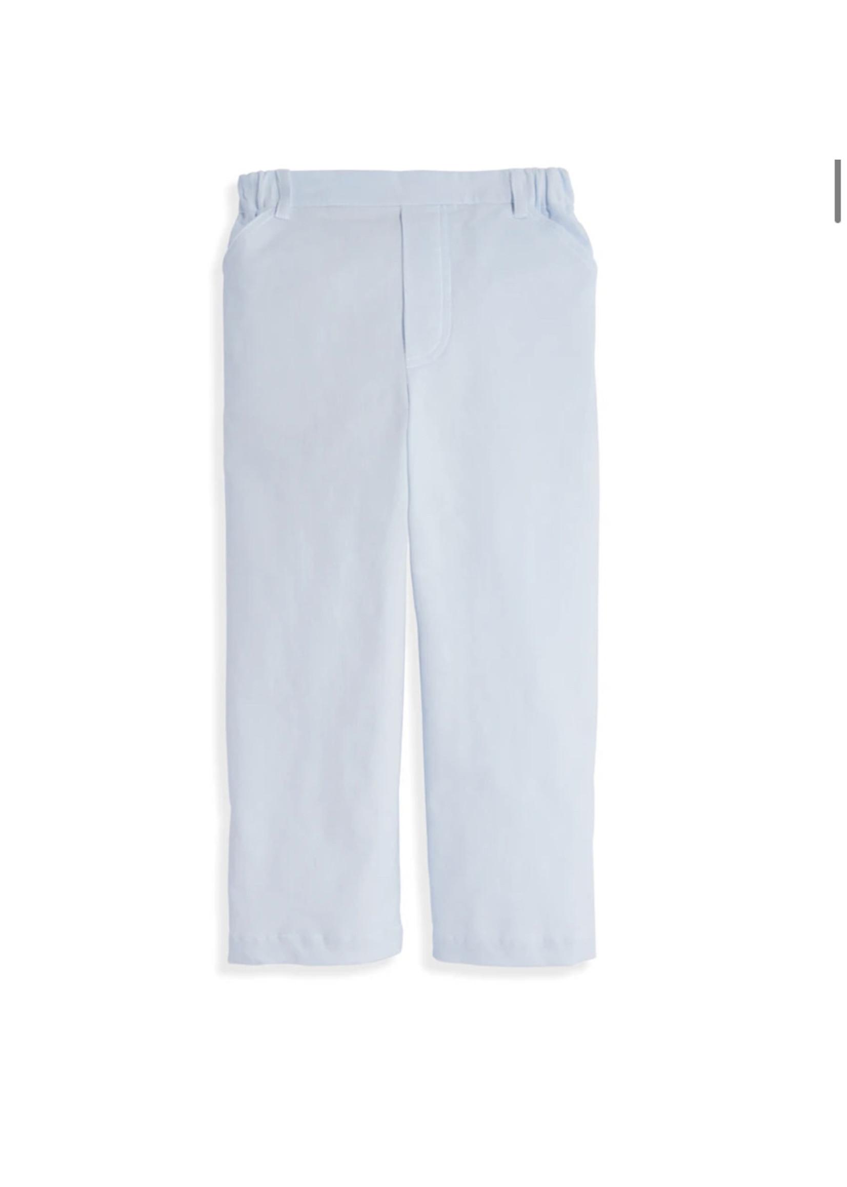 Bella Bliss Corduroy Faux Zip Pants