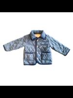 Widgeon Navy Barn Jacket