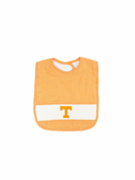 VIVE LA FETTE Tennessee Smocked Gingham Bib