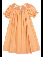 VIVE LA FETTE Tennessee Smocked Gingham Dress