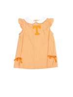 VIVE LA FETTE Tennessee Embroidered Gingham Dress