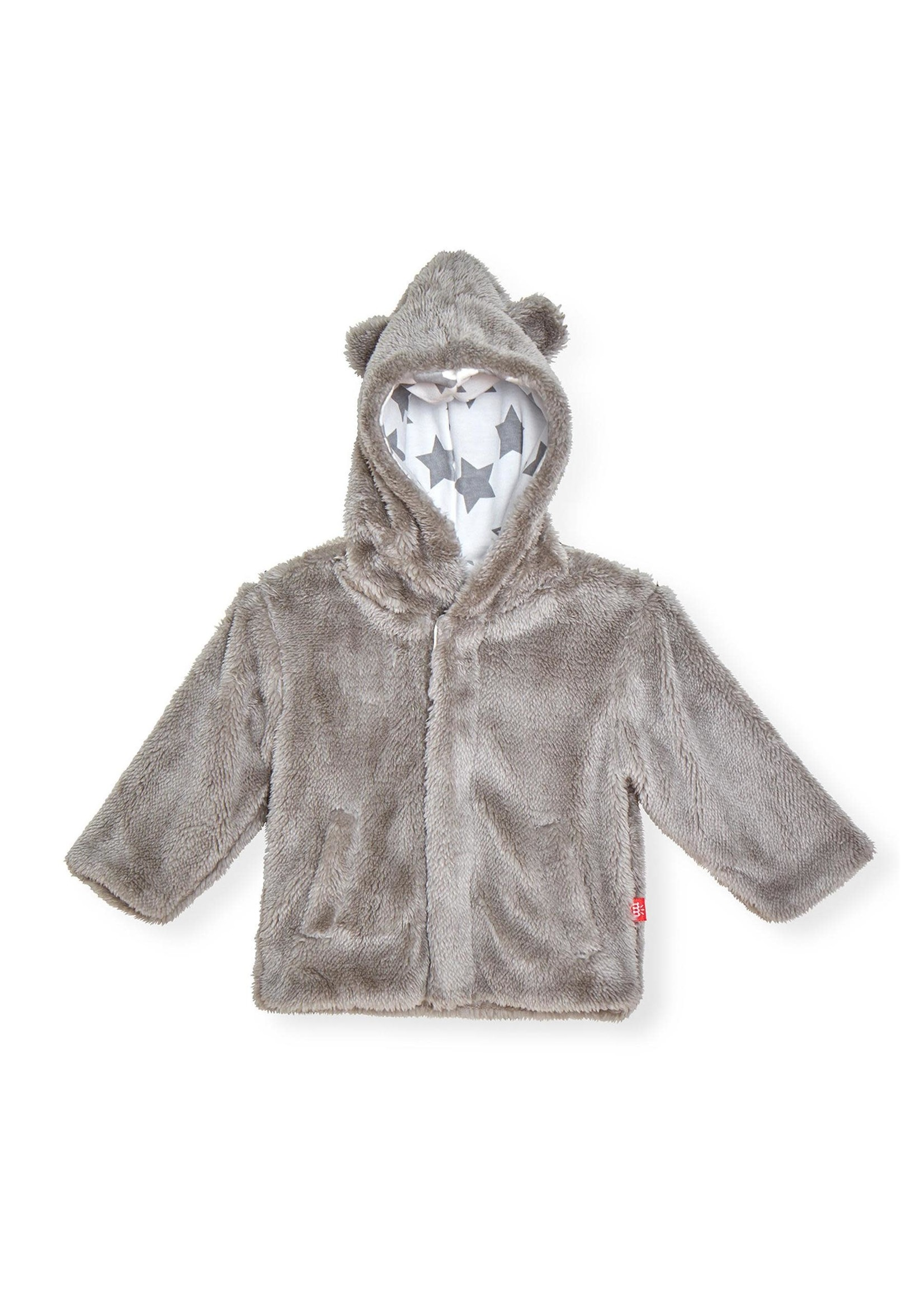 magnetic me Magnetic Me Star Drizzle Minky Jacket