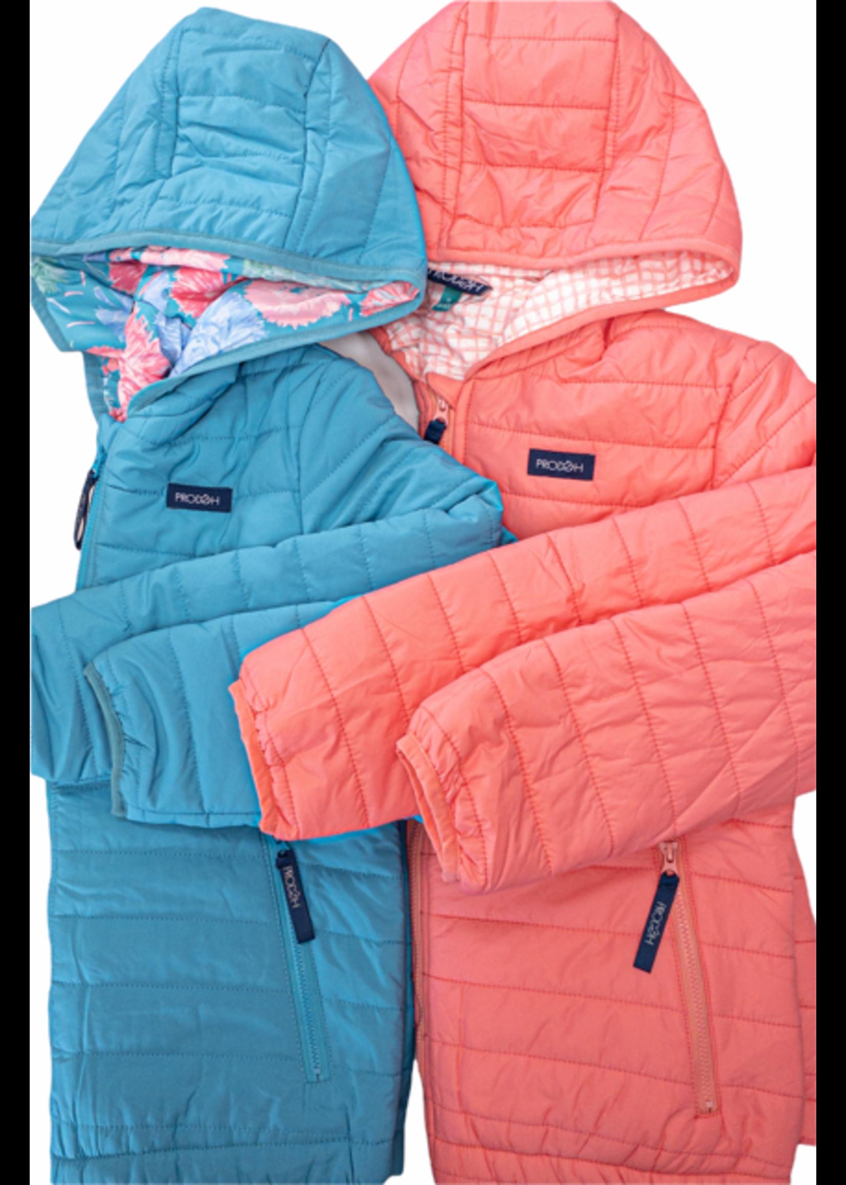 Prodoh Hooded Puffer Jacket
