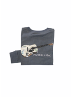 Properly Tied Guitar Long Sleeve Shirt