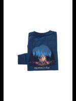 Properly Tied Campfire Long Sleeve Shirt