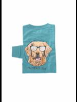 Properly Tied Cool Dog Long Sleeve Shirt