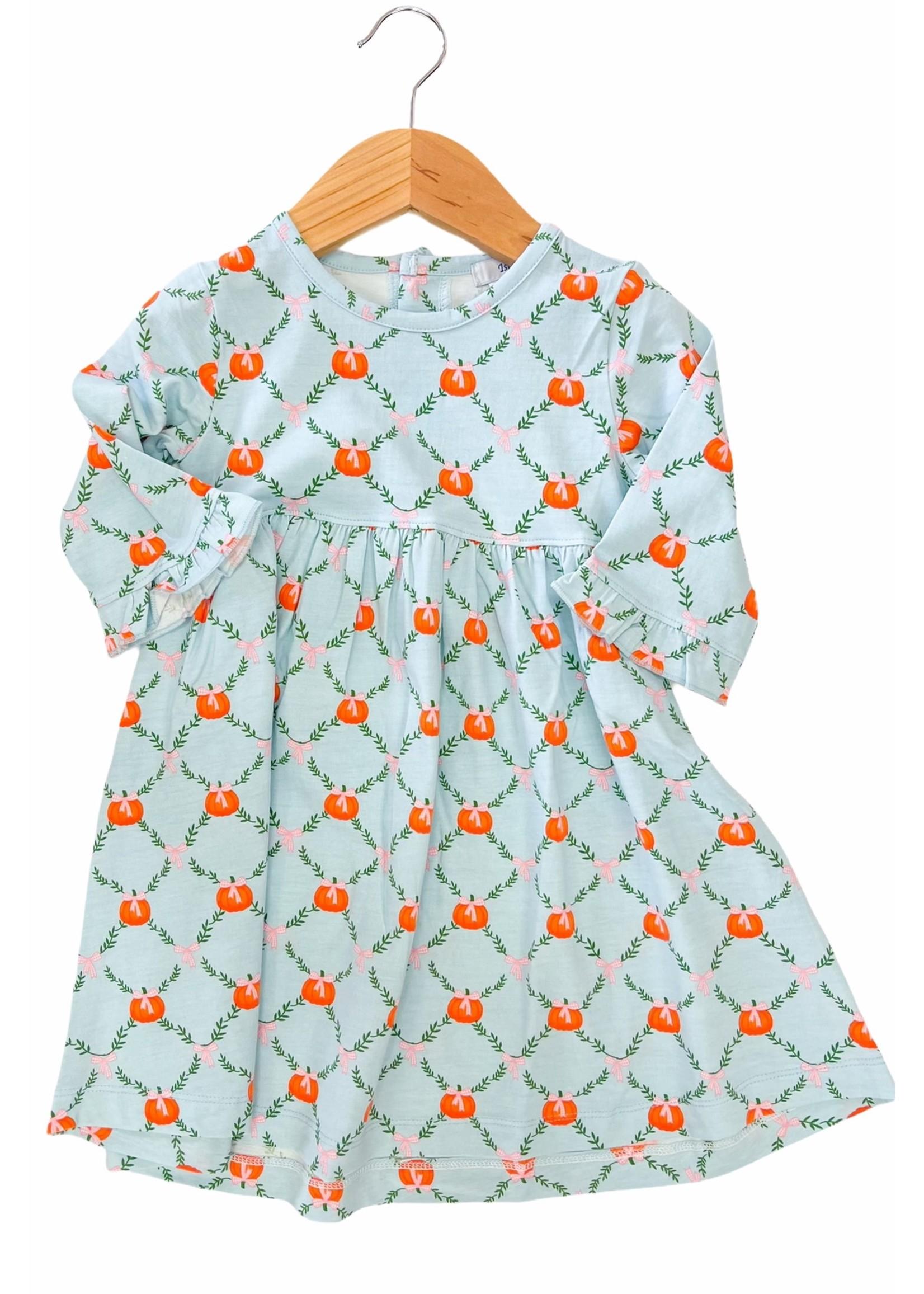 Ishtex Pumpkin Empire Dress