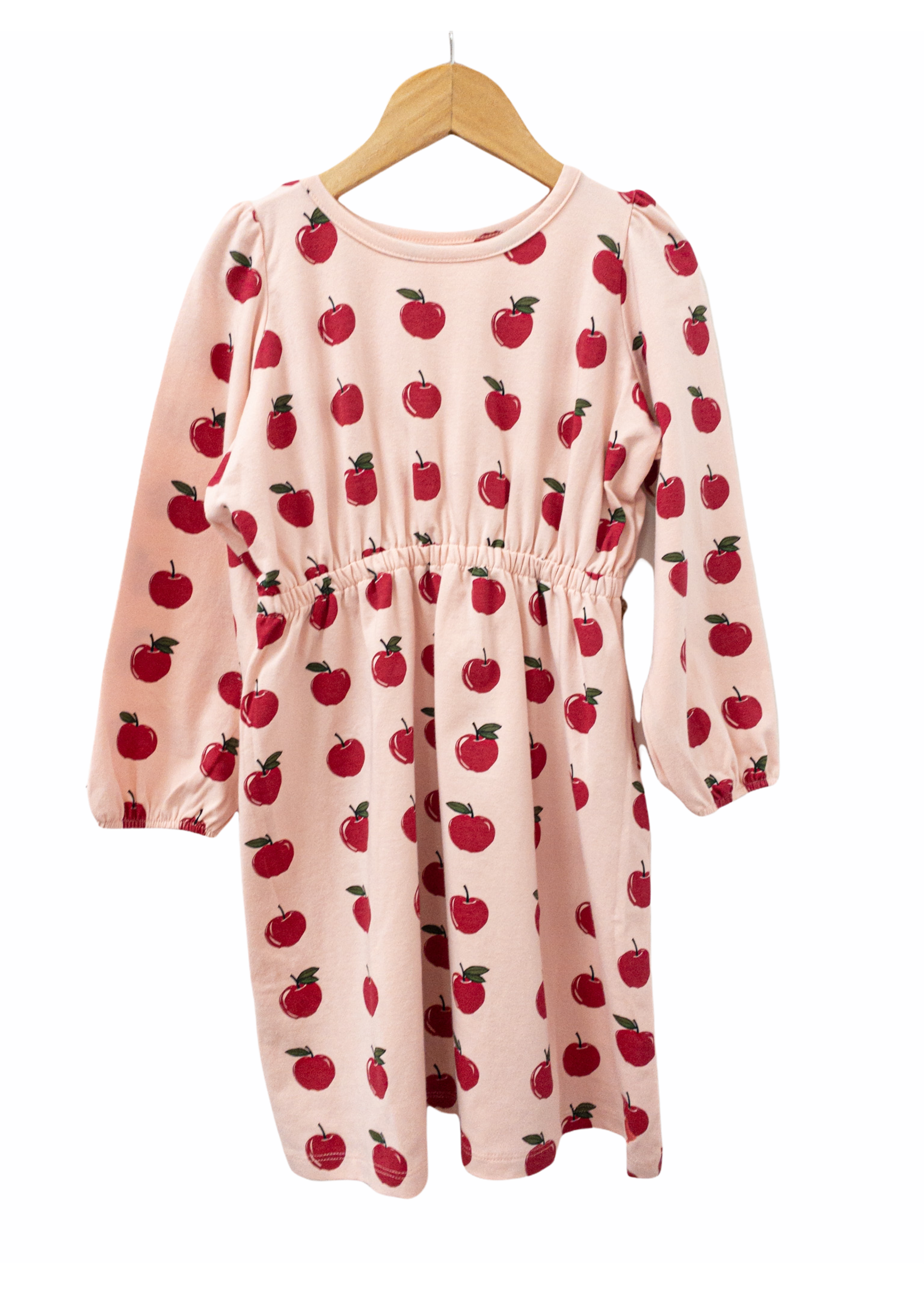 Pink Chicken Strawberry Cream Apples  Organic Hadley Dress
