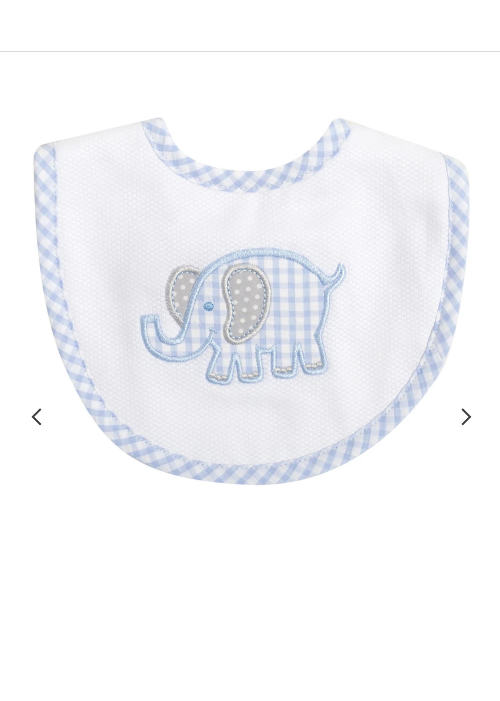 3 Marthas Elephant Bib