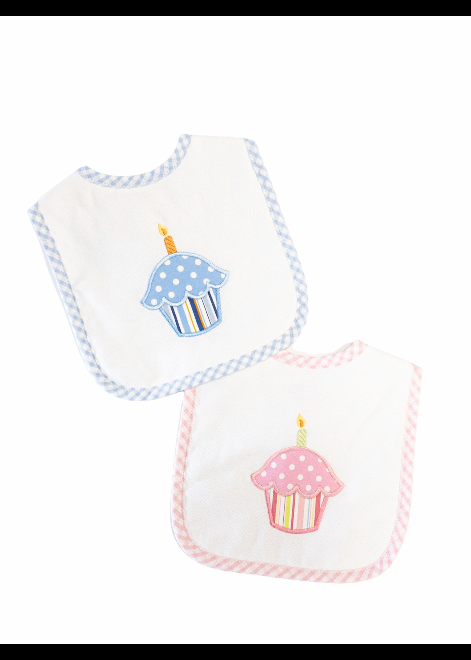 3 Marthas Cupcake Bib