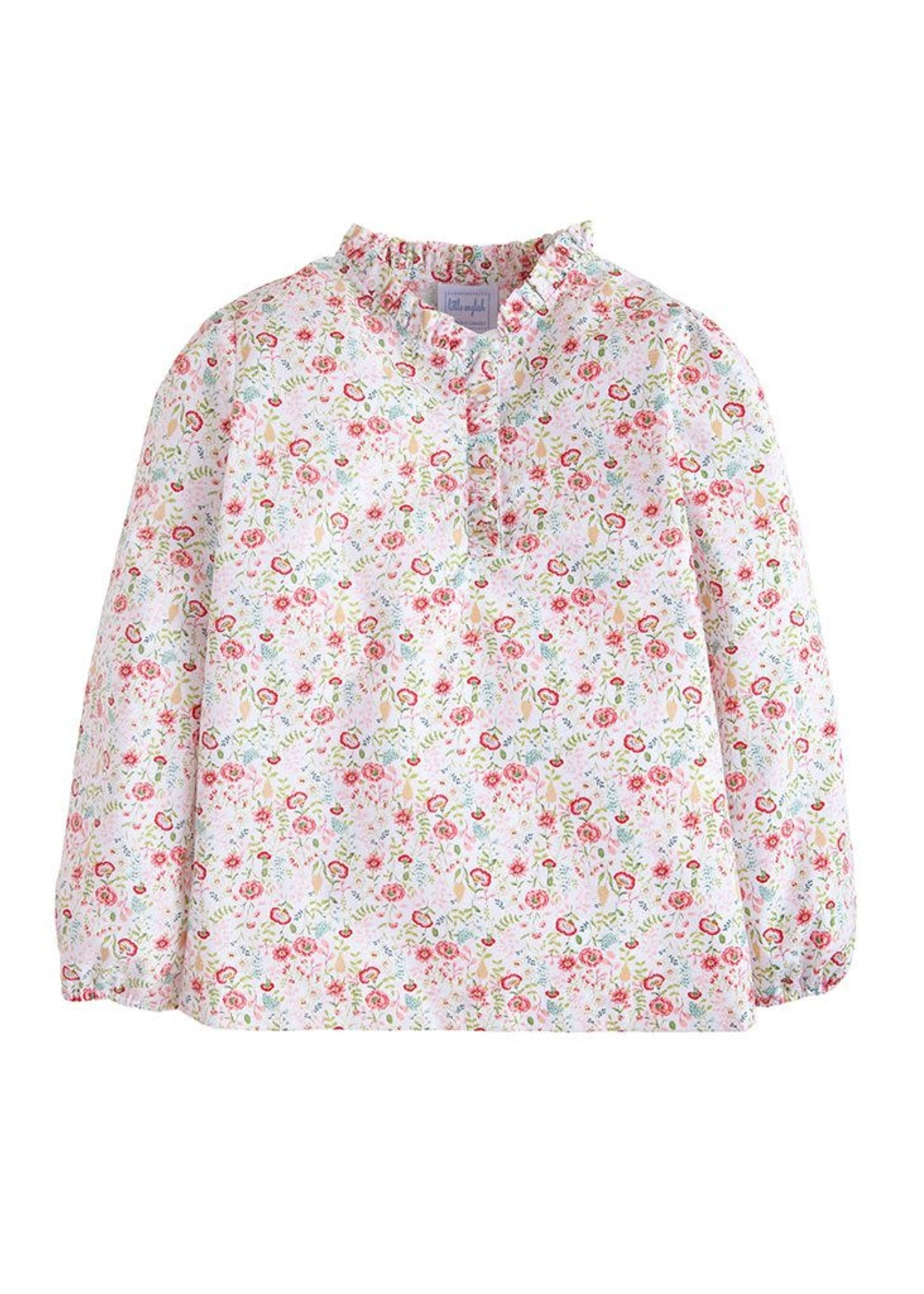 Little English Ruffled Popover - Midway Floral
