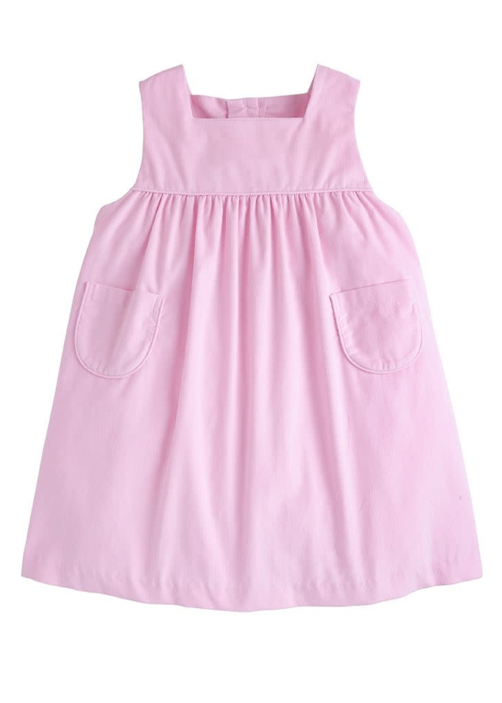 Little English Madison Jumper - Light Pink Corduroy