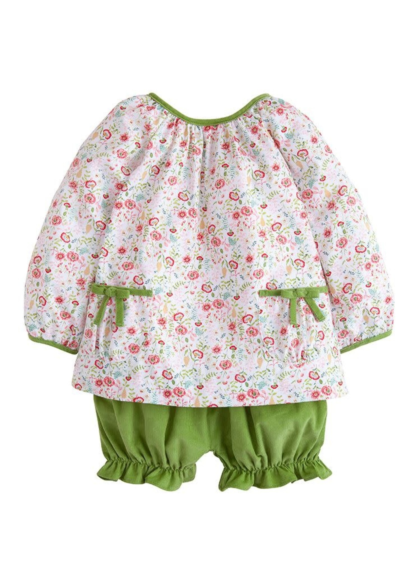 Little English Daphne Bloomer Set - Midway Floral