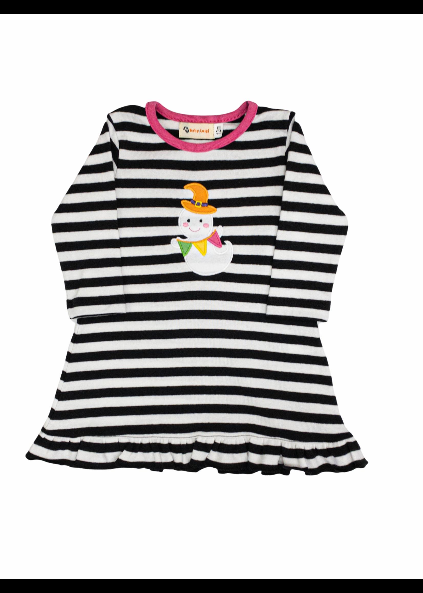Luigi Ghost w/ Hat A Line Dress