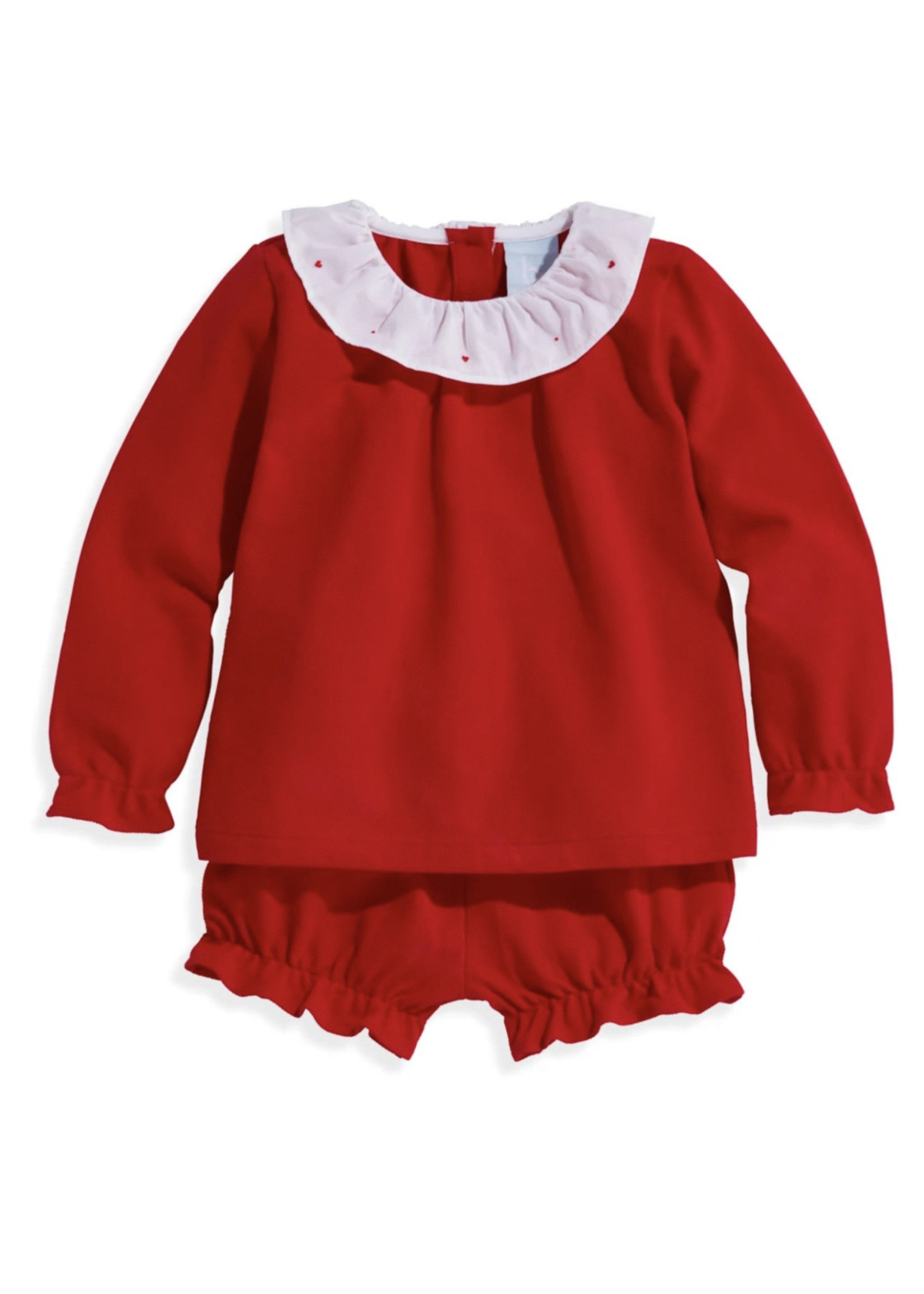 Bella Bliss Embroidered Polly Bloomer Set