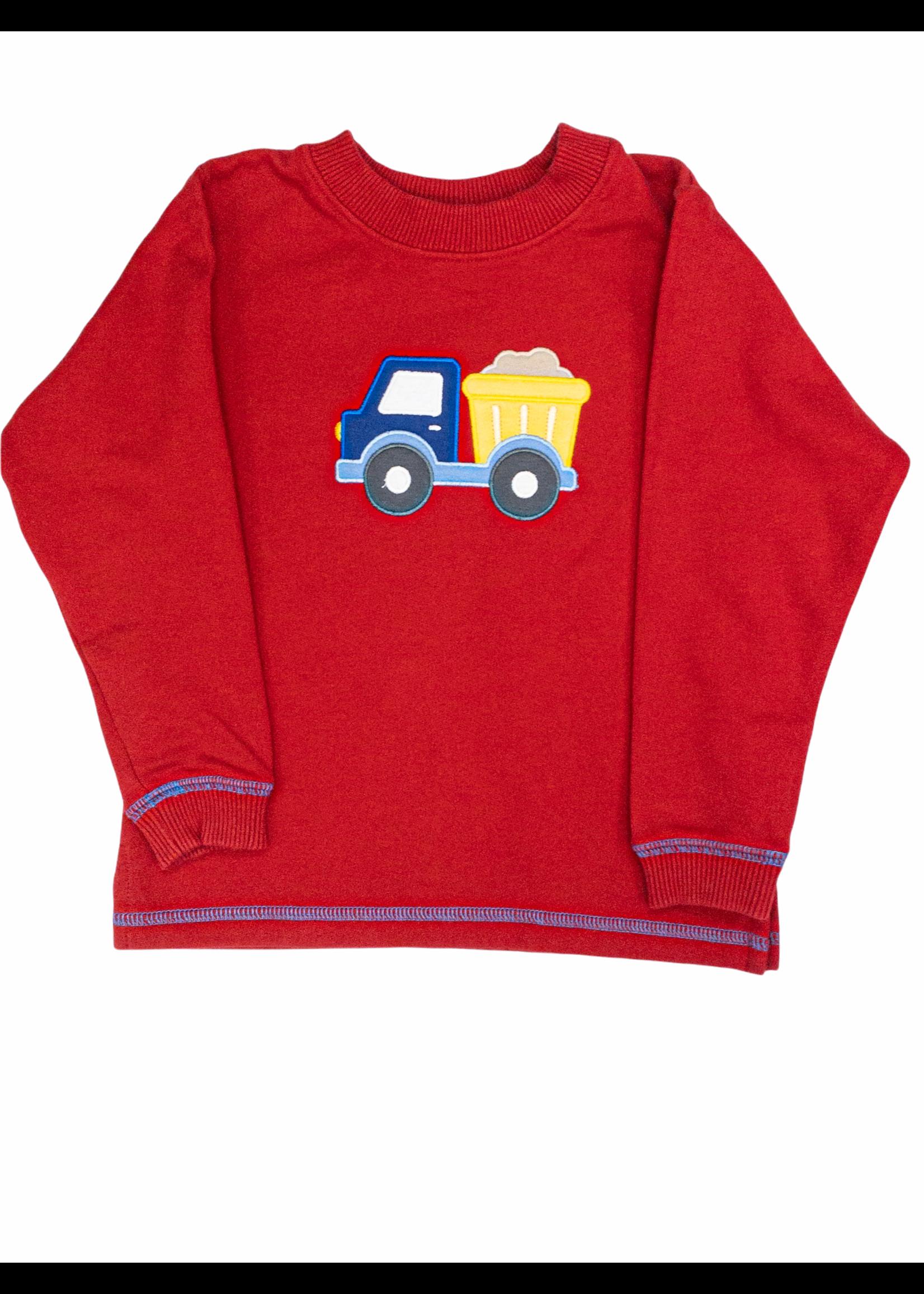 Luigi Dump Truck Sweatshirt