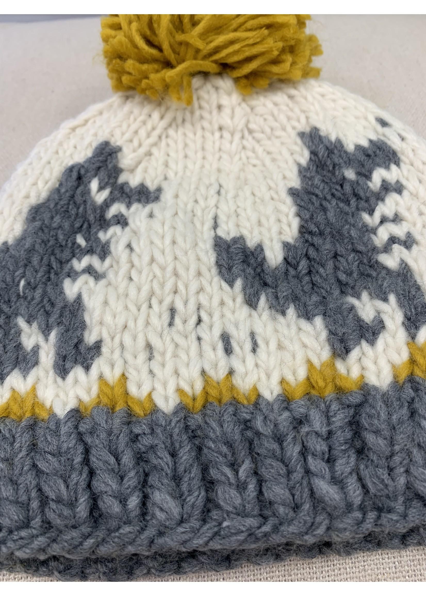 Huggalugs T-Rex Dinosaur Knit Hat