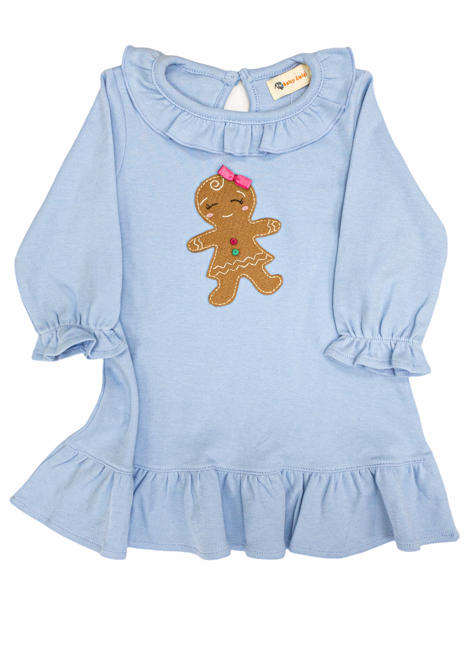 Luigi Gingerbread Dress